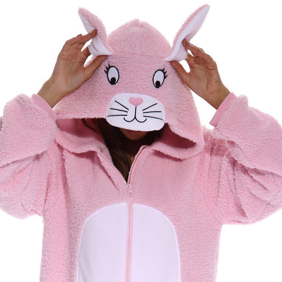 Fun, full sized, adult onesies.