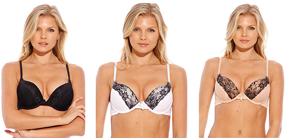 Wearable intimates for every occasion.